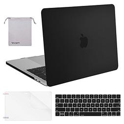 Mosiso MacBook Pro 13 Case 2017 & 2016 Release A1706/A1708,