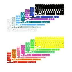 NEW ARRIVALS! Soft Silicone Keyboard Cover for Macbook Air 1