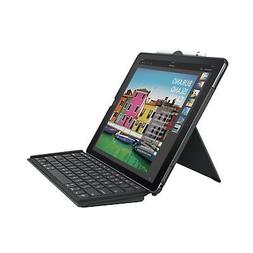 "New Logitech iPad Pro 12.9"" SLIM COMBO Detachable Wireless K"