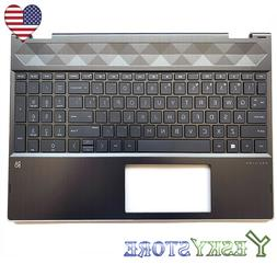 New HP PAVILION X360 15T-CR00 15-CR Palmrest Case Cover With