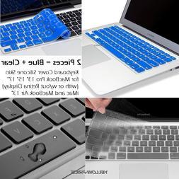 NEW Thin TPU Keyboard Cover Skin for Macbook Air Pro Retina