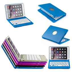 New Ultra Folio Smart Stand Case Shell Cover with Keyboard F