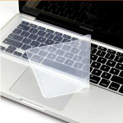 New Universal Keyboard Protector Film Silicone Skin Cover Fo