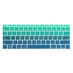 Batianda Ombre Color Keyboard Cover for New MacBook Pro 13 i