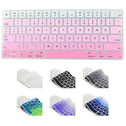 All-inside Ombre Pink Cover for Apple Magic Keyboard  with U