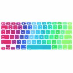 Pattern Keyboard Cover Compatible With MacBook Pro 13/15 Inc