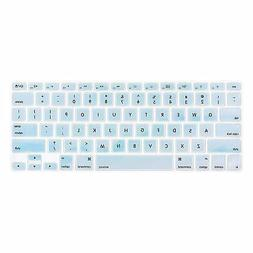 MOSISO Pattern Keyboard Cover Compatible with MacBook Pro 13