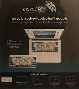 KB Covers Photoshop Keyboard Cover - MacBook/Air 13/Pro /Ret