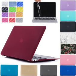 Plastic Hard Case & Keyboard Cover & Screen Protector for Ma