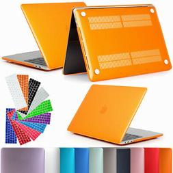 Plastic Hard Case Shell Cover For 2016 - 2018 Macbook Pro 13