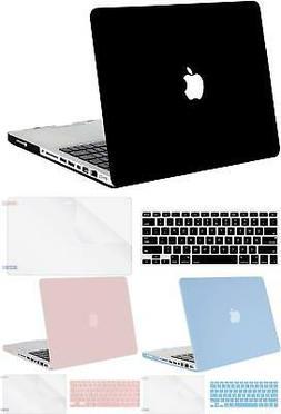 Plastic Hard Cover Case Black MacBook Pro 13 Inch 2012 2011