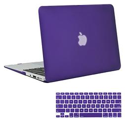 Mosiso Plastic Hard Shell Case with Keyboard Cover for MacBo