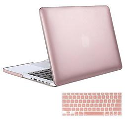 Mosiso Plastic Hard Shell Case with Keyboard Cover Only for