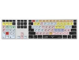 Pro Tools Keyboard Cover for Apple Ultra-Thin Keyboard w/ Nu