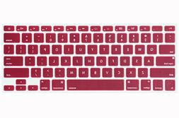 Mosiso Protective Keyboard Cover Skin for MacBook Air 11 Inc