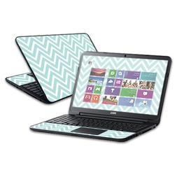 MightySkins Protective Skin Decal Cover for Dell Inspiron 15