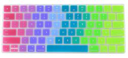 All-inside Rainbow Cover for Apple Magic Keyboard  with US L