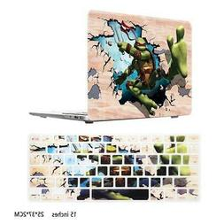 RC Turtle™ 2in1 keyboard cover and hard case for macbook a