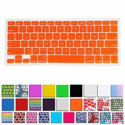 Silicone Keyboard Cover Skin for APPLE Macbook Pro 13""