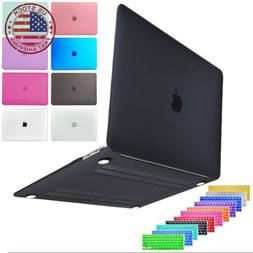 Rubberized / Crystal Clear Hard Case+ Keyboard Cover for Mac