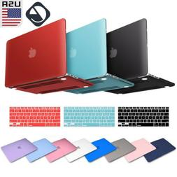 Rubberized Hard Shell Case Soft TPU Keyboard Cover for MacBo