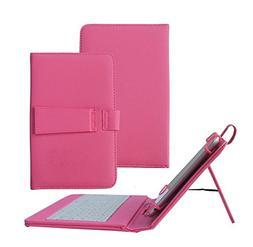 Galaxy Tab 4 8.0 Case with Keyboard - Tsmine Universal Micro