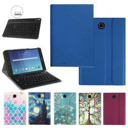 For Samsung Galaxy Tab E 9.6 / 8.0 Slimshell Case Cover + De