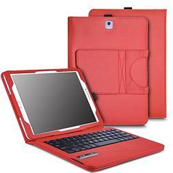 IVSO Keyboard Case for Samsung Galaxy Tab S3 9.7 - Ultra-Thi