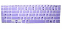 semi purple ultra thin silicone