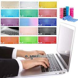 Silicon Keyboard Skin Protector Cover For 13 Inch Apple MacB
