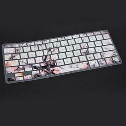 Silicon Keyboard Skin Protector Cover For 13Inch 15Inch MacB