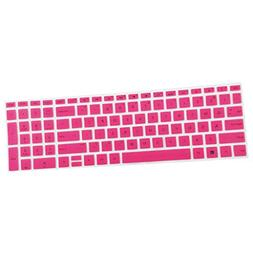 MagiDeal Silicone Desktop Keyboard Skin Cover For HP 15.6 In