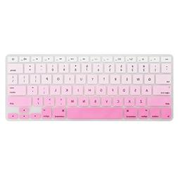 YMIX Silicone Keyboard Cover Dust-Proof Washable Skin Gel Ke