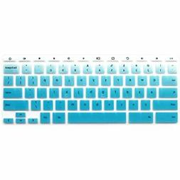 Silicone Keyboard Cover Compatible 11.6 Inch HP Chromebook G
