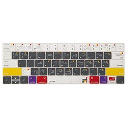 MOSISO Silicone Keyboard Cover Compatible with MacBook Pro w