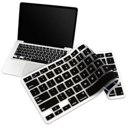silicone keyboard cover for apple macbook pro