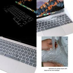 Silicone Keyboard Cover for MacBook Pro 13 Inch 2017 2016 Pr