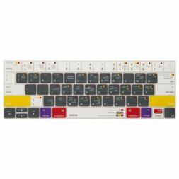 Silicone Keyboard Cover for Macbook Pro 13 15 inch Touch Bar
