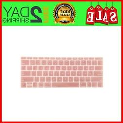 Silicone Keyboard Cover Protective Skin Compatible MacBook P