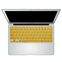 Litop 11inch Silicone Keyboard Cover Skin for APPle MacBook