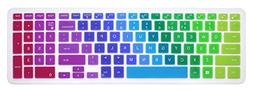 "Silicone Keyboard Cover Skin for 15.6"" Dell Inspiron 15 7567"