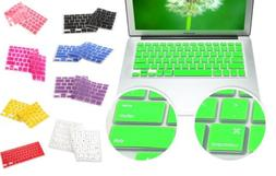 "Silicone Keyboard Cover Skin Apple Macbook Pro MAC 13"" 15"" 1"