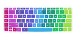 Silicone Keyboard Cover Skin for 14 inch HP Pavilion 14-ab 1