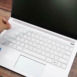 Silicone Keyboard Cover Skin For 14 inch HP Pavilion E7A9