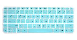 silicone keyboard cover skin for 14 inch