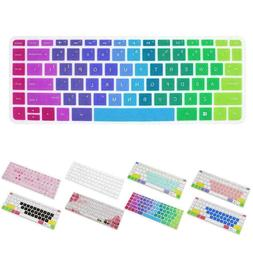 Silicone Keyboard Cover Skin For 14 inch HP Pavilion New U2T