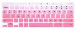 Silicone Keyboard Cover Skin for Acer Chromebook R11 CB3-131