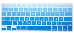 HRH Silicone Keyboard Cover Skin for MacBook Air 13,MacBook