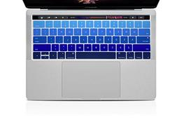 Silicone Keyboard Covers for Newest Version MacBook with Tou