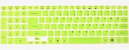 Leze Silicone Keyboard Protector Cover for Acer Timeline 583